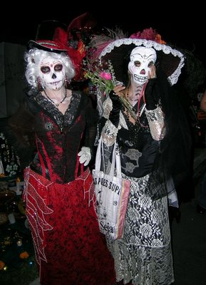 calavera ladies